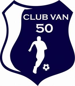 Logo club van 50